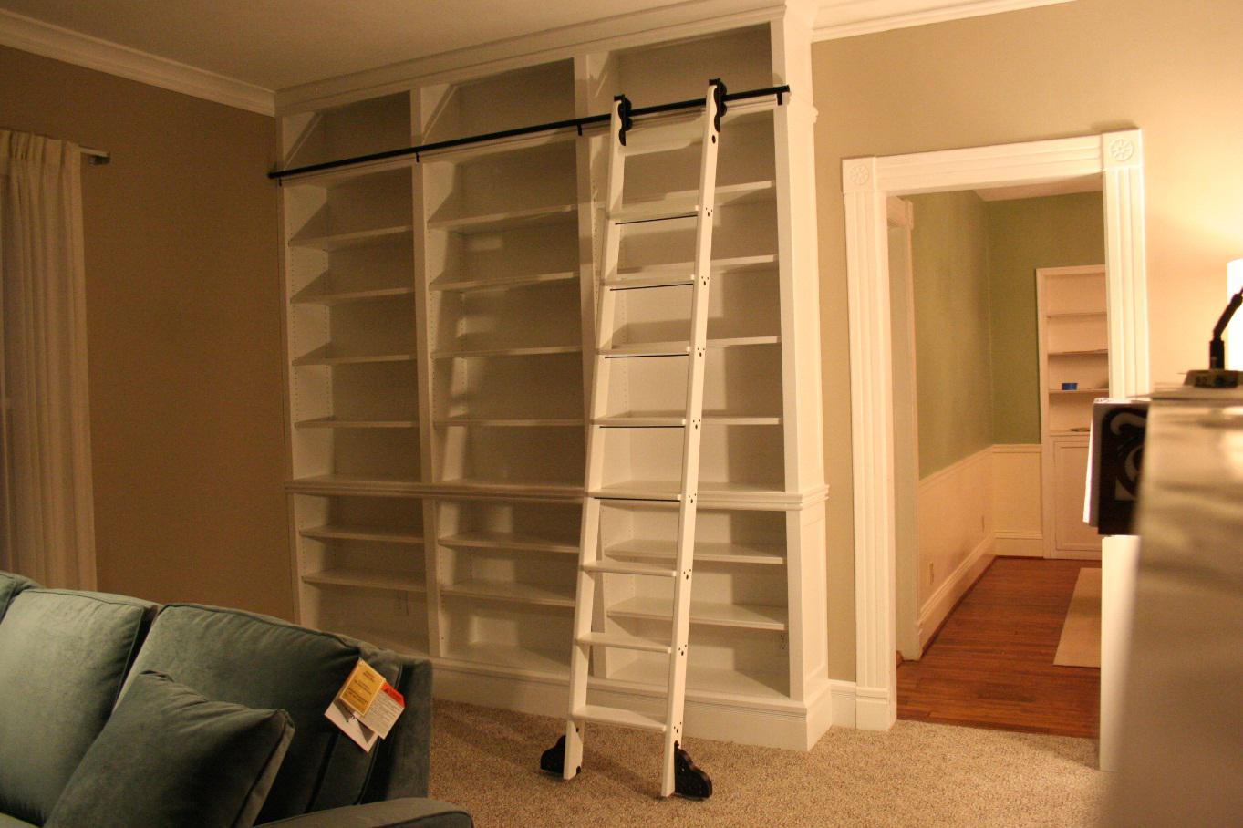 Modern Stainless Ladders is a DIY!
