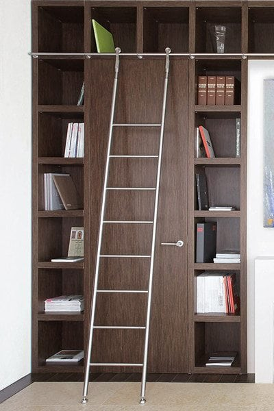 SL.6003.KL-Telescoping-Library-Ladder